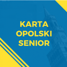 KARTA OPOLSKI SENIOR
